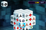 Screenshot of Cash Tournaments - Mahjongg Dimensions