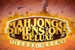 Precious artifacts throughout history are disappearing. Restore the fabric of time in Mahjongg Dimensions Deluxe: Tiles in Time!