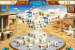 Screenshot of Mahjongg Dimensions Deluxe: Tiles in Time