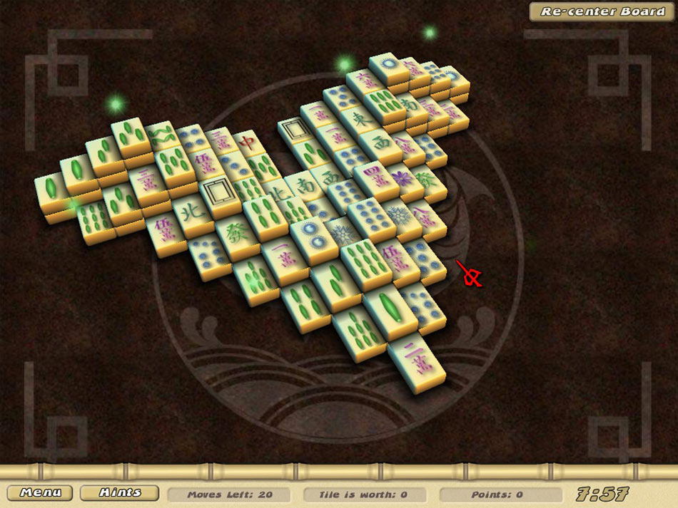 Mahjong Journey of Enlightenment screen shot