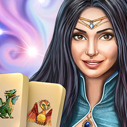 Mahjong Magic Journey - Someone has captured the world's magical pets! It's up to you and your tile-matching skills to free them in Mahjong Magic Journey. - logo