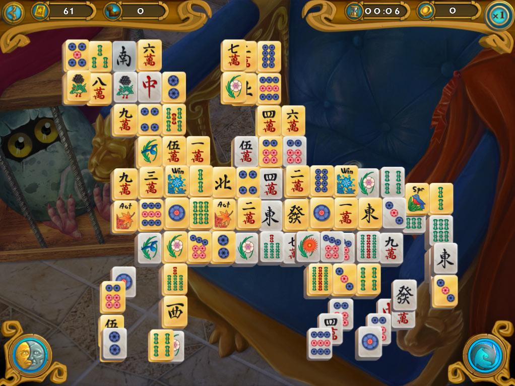 Mahjong Magic Journey screen shot