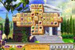 Screenshot of Mahjong Mysteries: Ancient Athena