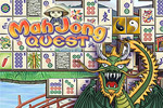 Meet wise animal guides and solve tricky puzzles in Mahjong Quest!