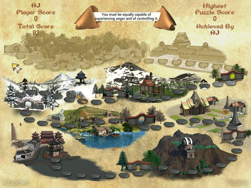 Mah Jong Quest II screen shot