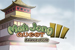 Solve a challenging series of puzzles in the hit sequel Mahjong Quest III.