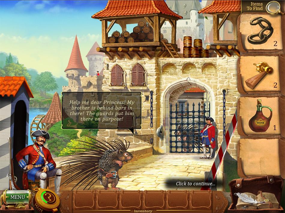 Mahjong Secrets screen shot