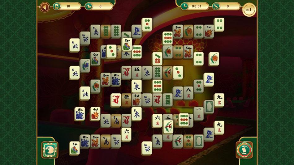 Mahjong World Contest screen shot