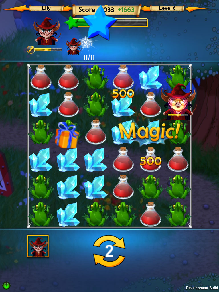 Mana Crusher screen shot