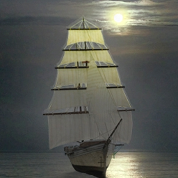 The Mystery of the Mary Celeste - Solve a ghostly mystery at sea in The Mystery of the Mary Celeste! - logo