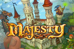 In Majesty: Fantasy Kingdom Sim, you become head of a country and all the responsibility for the land's prosperity rests on your royal shoulders!