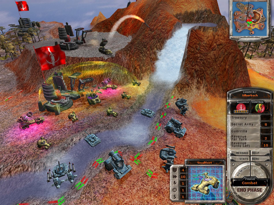 Massive Assault: Phantom Renaissance screen shot