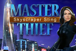 Help Robin convict her old mentor in Master Thief - Skyscraper Sting!