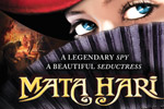 In Mata Hari, play a real-life double agent and femme fatale during WWII!