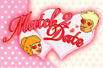Match-2-Date is a matching puzzle game that's all about love!