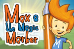 Max and the Magic Marker lets you draw inside the game to solve puzzles!