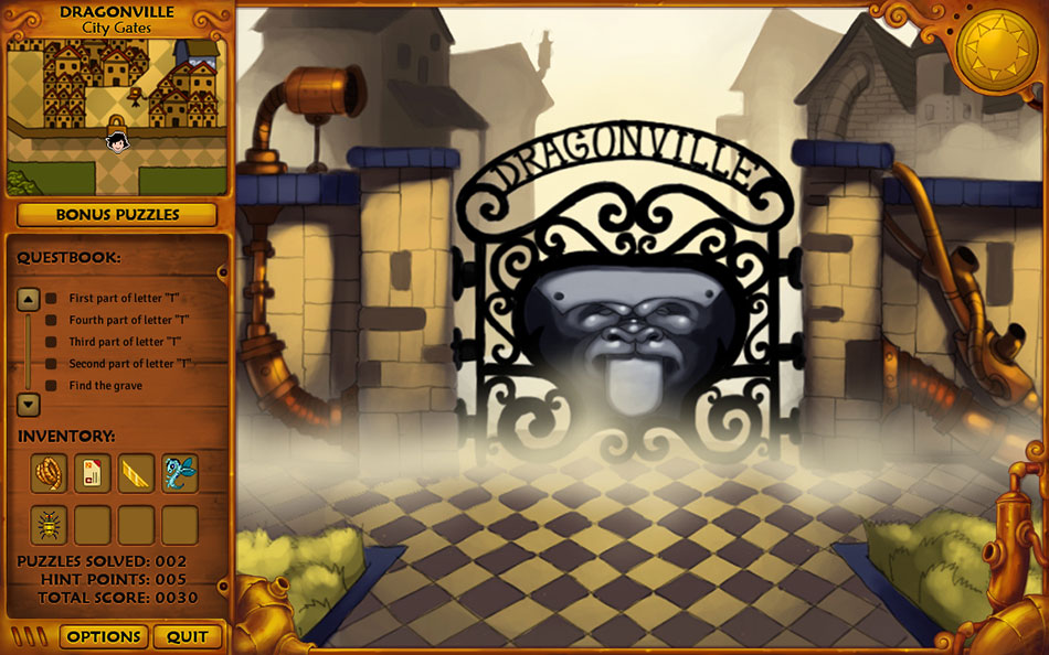 May's Mysteries: The Secret of Dragonville screen shot