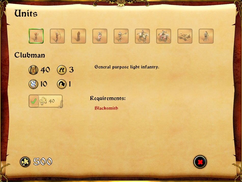 Medieval Battlefields screen shot