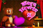 Mega Hearts 2 Slots is a fun slot machine simulation with tasty graphics and a delicious jackpot!