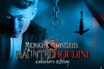 Midnight Mysteries: Haunted Houdini is an exciting hidden object adventure game that continues the popular series! Help Harry Houdini's wife.
