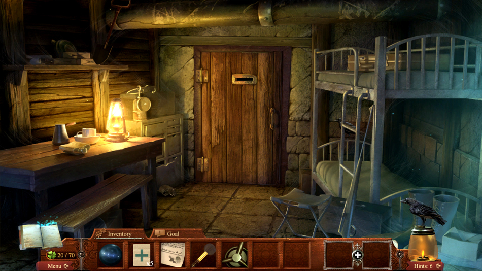 Midnight Mysteries: Haunted Houdini Collector's Edition screen shot