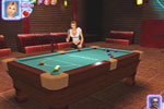 Screenshot of Midnight Pool 3D