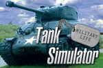 Military Life: Tank Simulator makes driving a tank look...well...easy!  Move freely in a vast 3D world by using intuitive, easy-to-learn gameplay.