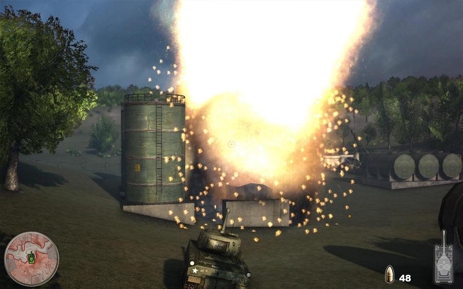 Military Life: Tank Simulator screen shot