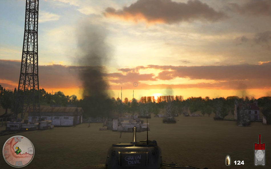 Military Life: Tank Simulator screen shot