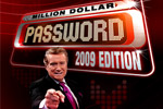 Join host Regis Philbin for a war of words in Million Dollar Password!