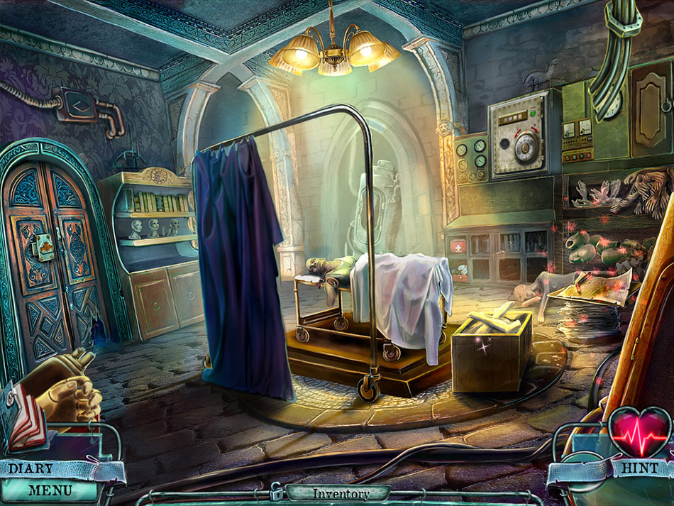 Mind Snares: Alice's Journey screen shot