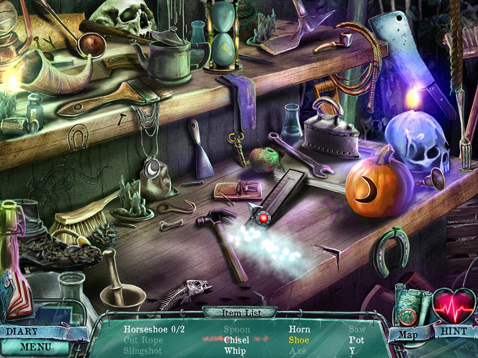 Mind Snares: Alice's Journey screen shot