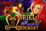 Play through more than 60 levels of magical Time Management fun and 13 different endings in Miriel the Magical Merchant!
