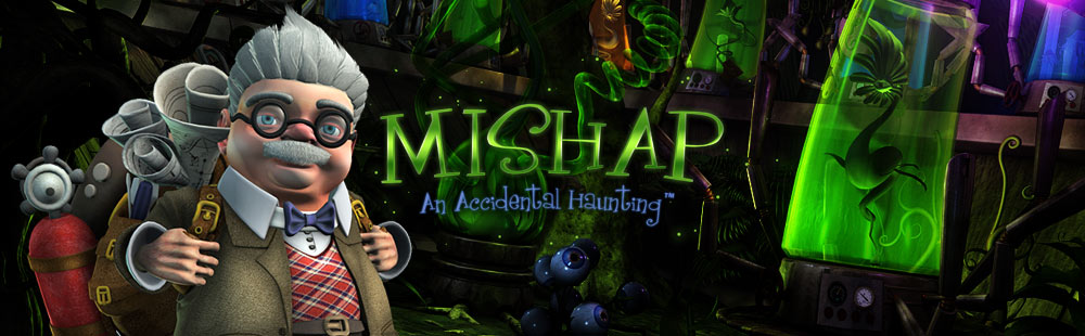 Mishap - An Accidental Haunting