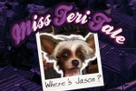 Play as Miss Terri Tale to find the dognapped pup, Jason!