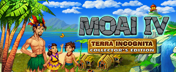Moai IV: Terra Incognita Collector's Edition - image