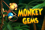 BenBen the monkey needs your help fighting off snakes in Monkey Gems!