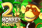 The monkey is back, and he's brought a tuxedo! Play Monkey Money 2 Slots on Android today!