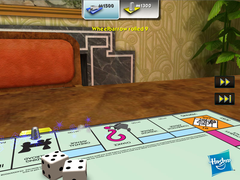 MONOPOLY® screen shot