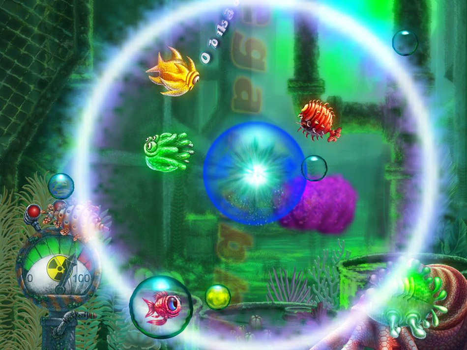 MonstaFish! screen shot