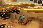 Screenshot of Monster Trucks Nitro