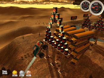 Monster Trucks Nitro screen shot