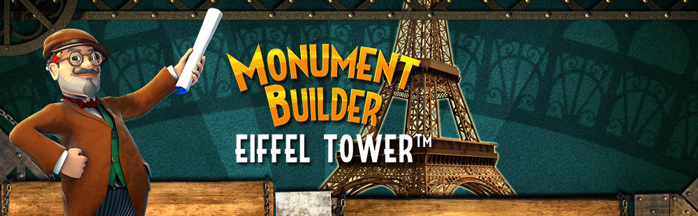 Monument Builders: Eiffel Tower