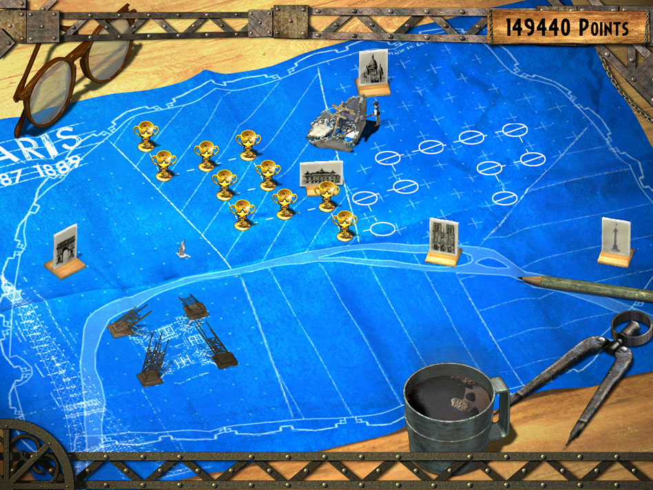 Monument Builders: Eiffel Tower™ screen shot