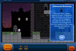 Screenshot of Mortimer and The Enchanted Castle
