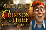 The Premium Edition of Mortimer Beckett and the Crimson Thief continues the hit Hidden Object series! Help Mortimer recover stolen artifacts.