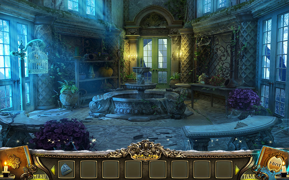 Mountain Trap: The Manor of Memories screen shot