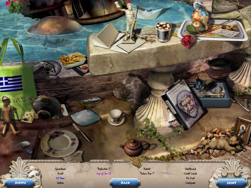 Murder Island: Secret of Tantalus screen shot