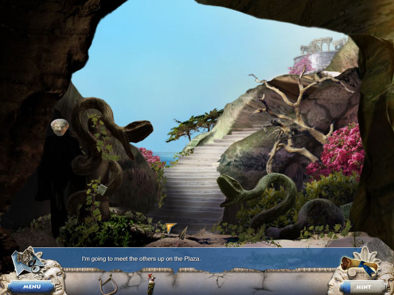 Murder Island: Secret of Tantalus screen shot