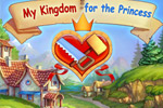 Restore a kingdom in this funny strategy game: My Kingdom for the Princess!